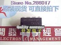 10PCS MC33072P In Stock