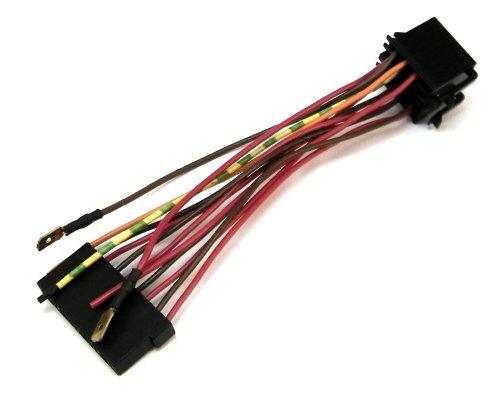 BLAUPUNKT Adapter ISO Stecker DIN Buchsen Lautsprecher Ersatzteil 8604390074