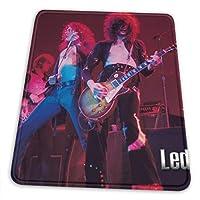 マウスパッドレッド・ツェッペリン Led Zeppelin 滑り止め ゲーミング 耐摩耗性 高耐久性 疲労低減 水洗い ファッション オフィス/ゲーム/パソコンなどに適用 (4サイズを選択可能)