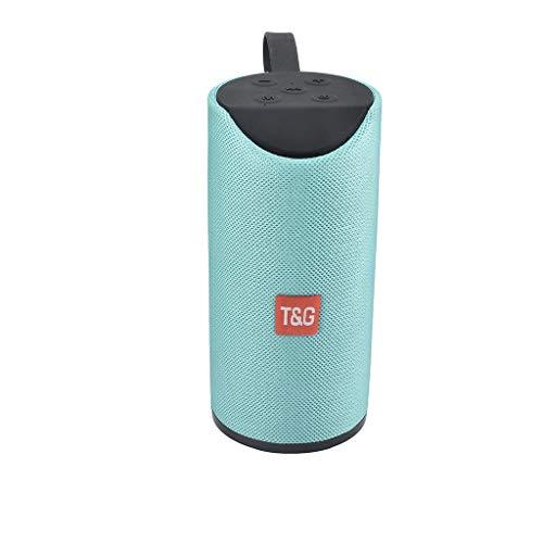 Hey Caterpillar Speaker TG113 altavoz Bluetooth portátil al aire libre 3D 10W música estéreo columna inalámbrica FM exterior/interior
