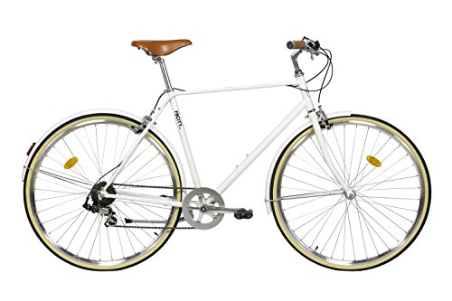 Fabric City Classic (M-53cm, Classic Matte White Original)