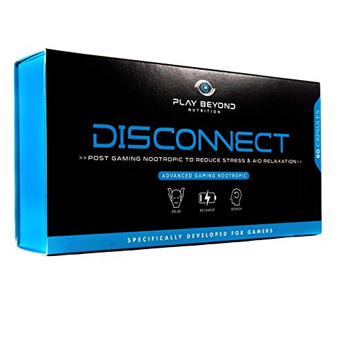 Play Beyond Nutrition Disconnect Nootropic Capsules x60