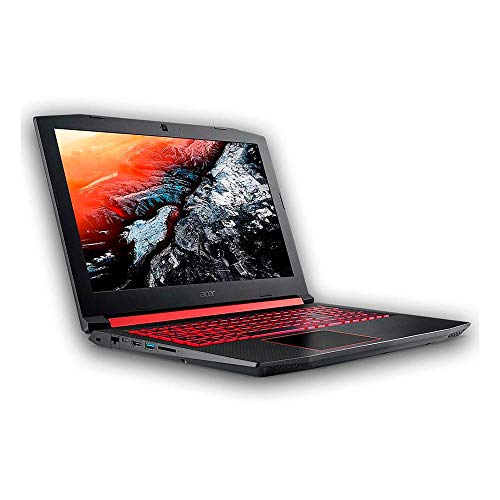 "Notebook Gamer Acer Aspire Nitro 5 AN515-52-54AM Intel® Core™ i5-8300H 8°Geração RAM 8GB SSD 128GB HD 1TB GeForce® GTX 1050 4GB 15.6"" FHD Windows 10"
