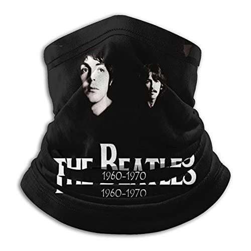 The Beatles - Bandana unisex para la cabeza, para exteriores, protección UV, pasamontañas, polvo, resistente al viento, polainas para el cuello, para deportes, multifuncionales, para la cabeza