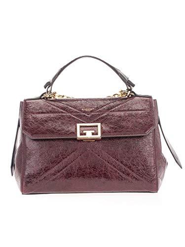 Luxury Fashion | Givenchy Dames BB50C4B0S5542 Bordeaux Leer Handtassen | Lente-zomer 20
