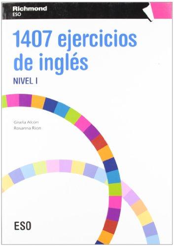 Gramatica 1407 Ejercicios Ingles 1 - 9788466810487