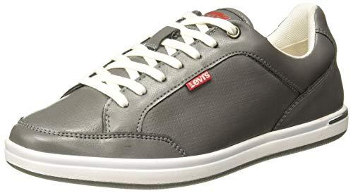 Levi's Men Aart Core Grey Sneakers-9 UK (43 EU) (10 US) (38099-1615)