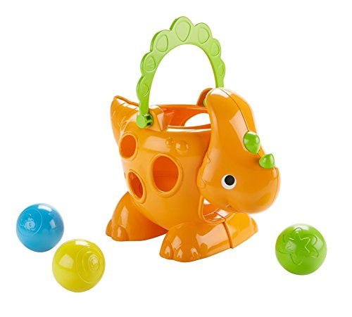Fisher-Price DRF93 Spielkugel Dino