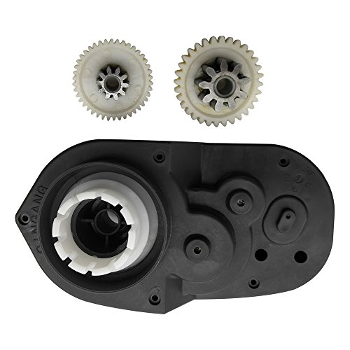 24Volt 18000RPM Gearbox, for Children's Electric Toy Car Small Axle Hole , 24V Electric Motor with Gear Box Drive Engine Match Children Ride On Car Replacement Parts