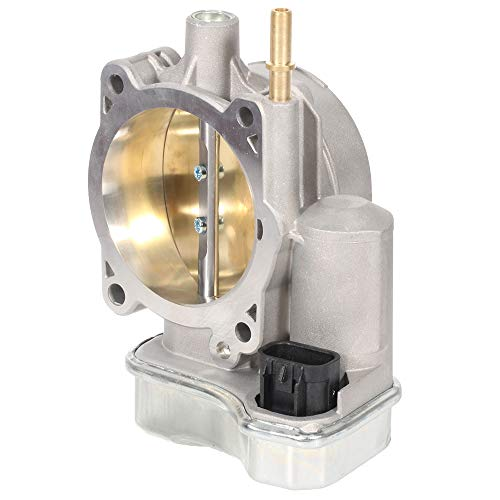 Electric Throttle Body- S20064 ROADFAR Fit for 4.2L 2003-07 Chevrolet Trailblazer/GMC Envoy, 4.2L 2003-06 Chevrolet Trailblazer EXT/GMC Envoy XL, 3.7L 2007 Chevrolet Colorado