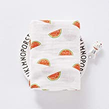 Bath Towel, Bamboo Charcoal Fiber Gauze Towel, Bath Towel, Towel And Quilt,Watermelon And Bamboo Fiber
