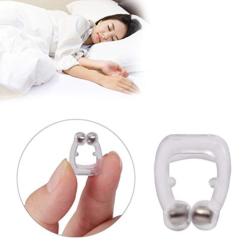Sleep Dilatador Nasal Antironquidos Dejar De Roncar Anti Ronquidos Bruxismo Rechinar El Tabique Desviado Y Los Respiros Bucales