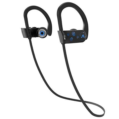 boAt Rockerz 261 Sports Wireless Earphones (Jazzy Blue)