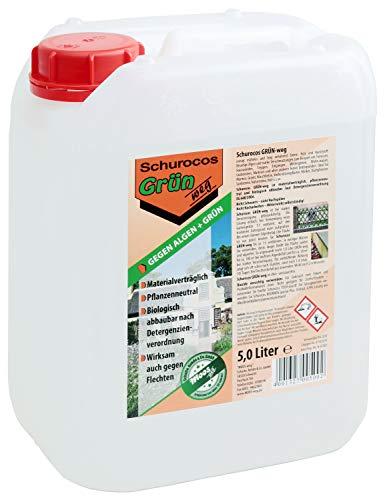 Schurocos MOOS-weg 5 Liter