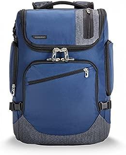 Briggs & Riley Brx Excursion Backpack, Blue (Blue) - BP240-44