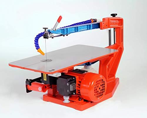 Hegner Dekupiersäge Multicut 2S (Säge elektrisch; ohne Drehzahlregelung; Durchgang: 46 cm; Höhe 6,5 cm) 00200000