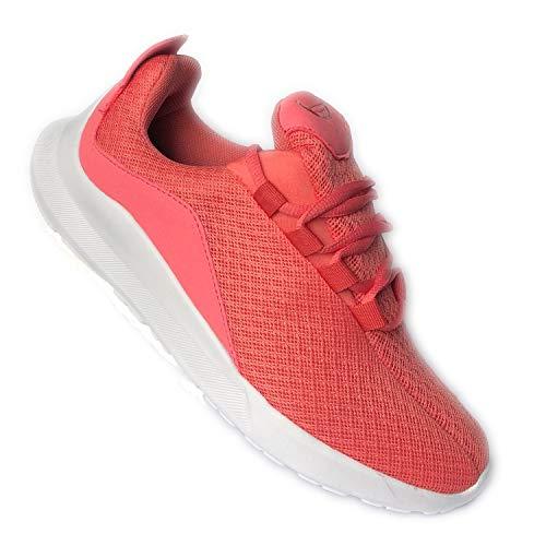 [KUTHAENDO] ランニング ジム ウォーキング ジョギング シューズ スニーカー レディース 軽量 通気性 スポーツしゅーず 格安 フィットネス テニス トレーニング 室内 運動靴 Womens Casual Athletic Gym Runnin