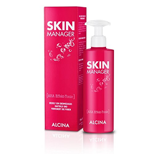 Alcina Skin Manager - porenverfeinerndes AHA Effekt Tonic 475ml