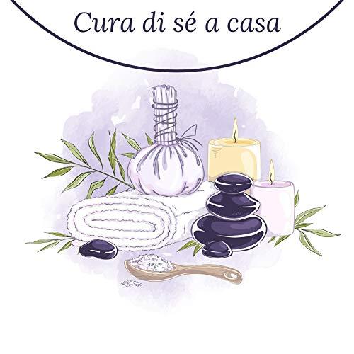Cura di sé a casa - Renditi una spa di casa e rilassati profondamente mentre fai un bagno con oli aromatici, peeling, candele, tempo per te