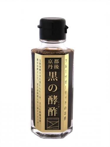 フルーツガーリックのお酢 黒の酵酢