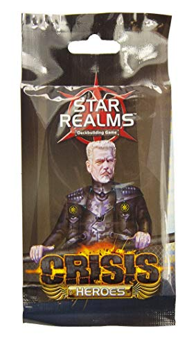 Star Realms Crisis Heroes Brettspiel
