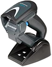 Datalogic Gryphon GM4400 2D General Purpose Handheld Area Imager Bar Code Reader with Datalogic's STAR Cordless System - Wireless Connectivity - 98.43 ft Scan Distance - 1D, 2D - Laser - Imager - Omni-directional - , Yes - Black - GM4431-BK-910K1
