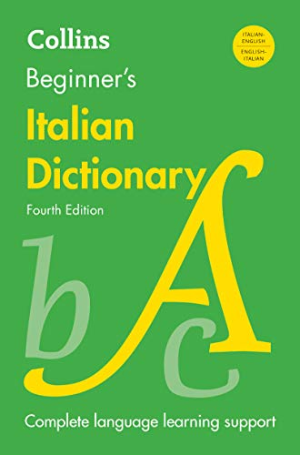 Collins Beginner's Italian Dictionary, Fourth Edition