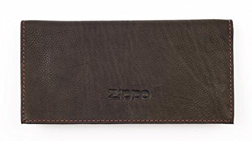 Zippo Leder Kollektion Lederwaren, schwarz, 26 x 14 x 12 cm