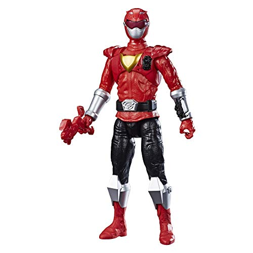 "Power Rangers Beast Morphers 12"" Beast-X Red Ranger Action Figure Toy Inspired by The TV Show"