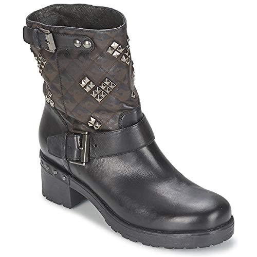 Janet Sport Zedine Botines/Low Boots Mujeres Negro - 41 - Botas De...