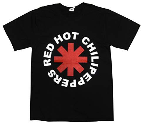 レッド・ホット・チリペッパーズ/アスタリスク/RED HOT CHILI PEPPERS/メンズ/レディース/ロックTシャツ/バンドTシャツ (S)