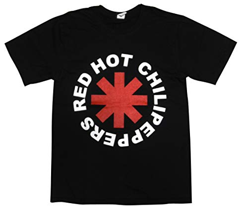 レッド・ホット・チリペッパーズ/アスタリスク/RED HOT CHILI PEPPERS/メンズ/レディース/ロックTシャツ/バンドTシャツ (M)