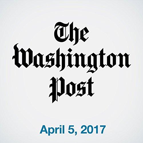 April 5, 2017 copertina