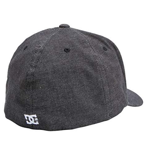 DC Capstar - Flexfit Cap - Black, Large/X-Large