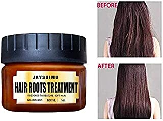 Hair Mask,Hair Perfector Repairing Treatment,Advanced Molecular Hair Roots Treatmen for Women and Men,Prevents Frizz,Hydrating Argan Oil Hair Mask and Deep Conditioner for All Hair Types (60ml)
