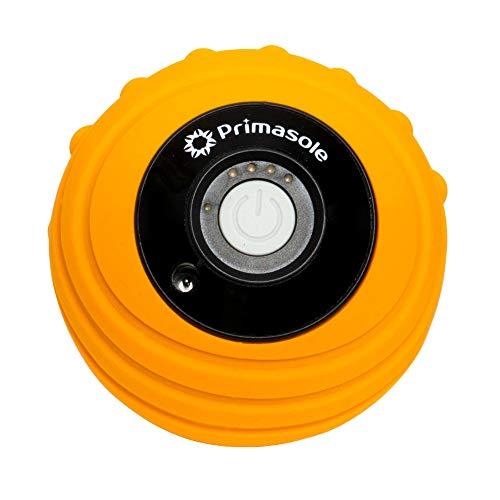 【Amazon.co.jp 限定】プリマソーレ(primasole) 振動ボール ミニ 筋膜リリースボール オレンジ