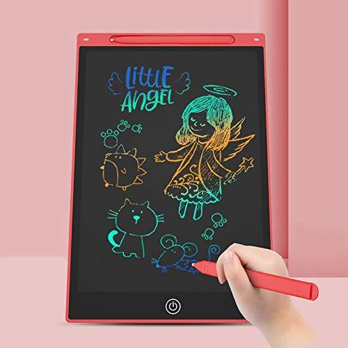 Lihgfw Kinder Farb-LCD-Zeichnung bewegliche Tablette for Kinder, bunter Schirm Doodle Brett und Kinder Zeichenblock for Kinder ab 2 +, Zeichnung Tablet Mini Brett Handschrift Tablette mit Bildschirmsp