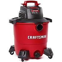 Craftsman 9 Gallon 4.25 Peak HP Wet/Dry Portable Shop Vacuum