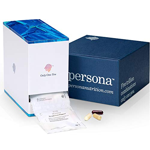 Persona Weight Loss Daily Vitamin Packs| 3 Pills Per Day – 28 Day Supply | All-Inclusive Weight...