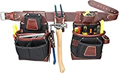 Designed with Hand Specific Tool Holders;NoSpill Tool Holder System Padded Two Ply Tool Bags Keep Their Shape Extremely Abrasion Resistant Industrial Nylon Leather Tool Holders and Corner Reinforcing Fastener Bag Dimensions-Main Bag- 10 x 10 inches. ...