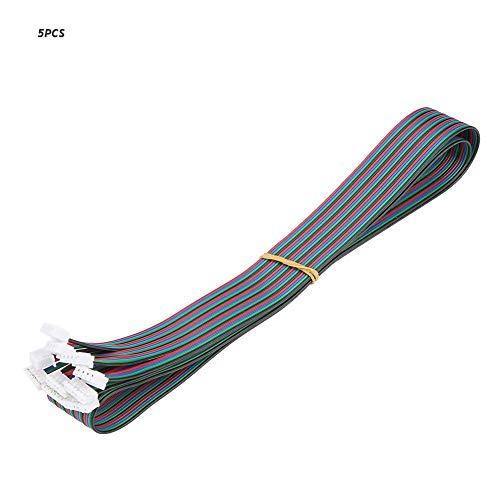 Kabelstepper - 5 stuks hoogwaardige PH2.0-XH2.54-bus voor Nema16 Nema17 stappenmotor