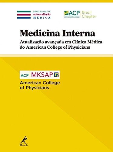 Medicina interna: atualização avançada em clínica médica do American College of Physician