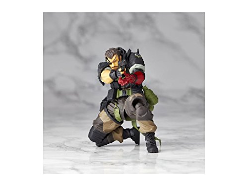 Metal Gear Solid V The Phantom Pain Venom Snake Micro Yamaguchi Revol Mini RM-012 Action-Figur
