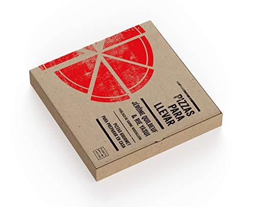 Pizzas para llevar: Prólogo de Carme Ruscadella (Cocina T)