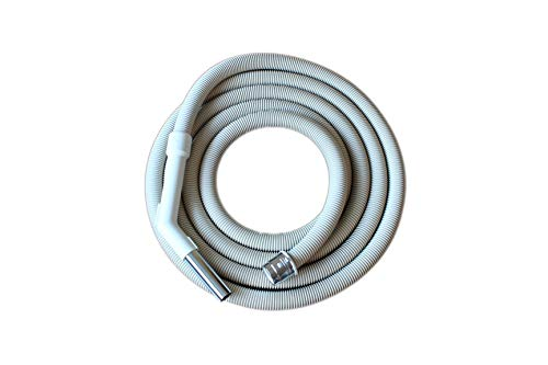 Vacuum Hose Compatible with Electrolux Hose Replacement, Extra Long 20 Foot Non-Electric Crushproof, Custom Made Vacuum Cleaner Hose for Electrolux Vacuum Cleaner Parts