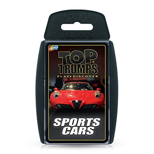 Top Trumps Classici - Auto Sportive