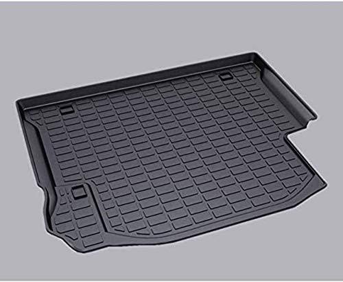 Alfombrilla para maletero de coche, Maletero del coche Mat for el Jeep Wrangler 4 Puertas, TPO caucho revestimiento de la bandeja de almacenamiento de arranque de carga de la alfombra almohadillas pro