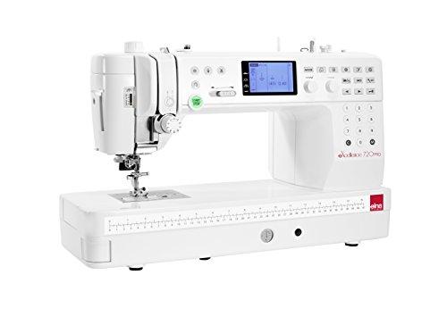 Elna Excellence 720 Pro - Máquina de coser