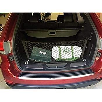 Mopar 82213308 Jeep Grand Cherokee Cargo Net Envelope Style Rear OEM