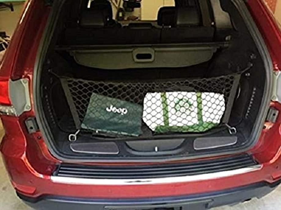 Envelope Trunk Cargo Net For JEEP GRAND CHEROKEE 2011 12 13 14 15 2016 2017 2018 2019 NEW